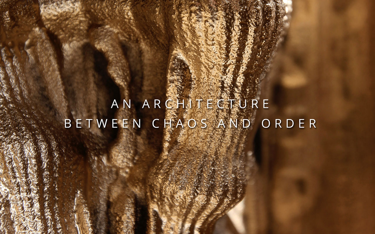 Digital Grotesque - Between chaos and order -